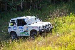 TROFEO 2016 DI ATL Fase III del campionato fuori strada dell'ucranino del trofeo Fotografie Stock Libere da Diritti