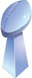 Trofeo di gioco del calcio royalty illustrazione gratis