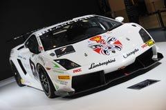 Trofeo eccellente di gallardo di Lamborghini Fotografia Stock Libera da Diritti
