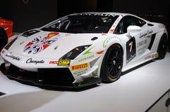 Trofeo eccellente di gallardo di Lamborghini Fotografie Stock