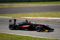 Trofeo italiano Dallara de la fórmula F2 que compite con en Monza Foto de archivo libre de regalías
