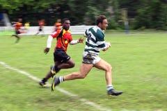 Trofeo minore di rugby del mondo di IRB Fotografie Stock Libere da Diritti