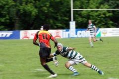 Trofeo minore di rugby del mondo di IRB Fotografia Stock Libera da Diritti