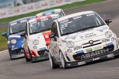Trofeo Nazionale Abarth Italien u. Europa Lizenzfreies Stockfoto