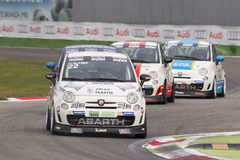 Trofeo Nazionale Abarth Italien u. Europa Stockfotografie