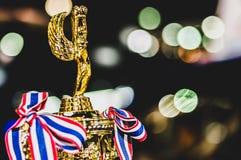 Trofeum Fotografia Stock