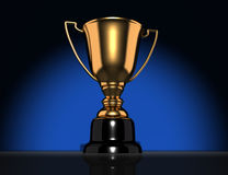 Troféu Foto de Stock