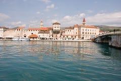 trogir Хорватии Стоковые Фото