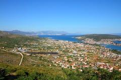 Trogir, Хорватия Стоковая Фотография RF