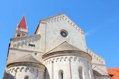Trogir, Хорватия стоковое изображение