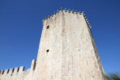 Trogir castle Stock Photography