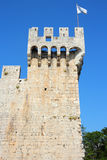 Trogir castle Royalty Free Stock Image