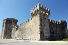Trogir Castle, Croatia Royalty Free Stock Photography