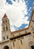 Trogir - Cathedral, Croatia. Royalty Free Stock Photography