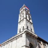 Trogir Cathedral Royalty Free Stock Photo