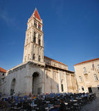 Trogir Cathedral Stock Image