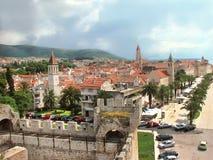 Trogir, Chorwacja Zdjęcia Stock