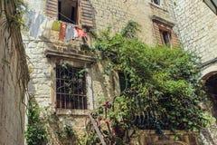 Trogir, Croácia Foto de Stock Royalty Free