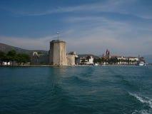 """Trogir/Croacia †""""castillo del †de septiembre de 2011 """"de Trogir en Croacia fotos de archivo libres de regalías"""