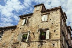 Trogir, Croacia fotos de archivo libres de regalías
