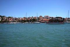 Trogir, Croatia Foto de archivo libre de regalías