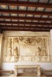 The loggia of Trogir in Croaria Stock Photo