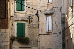 Trogir, Croatia Fotografia de Stock Royalty Free