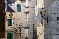 Trogir, Croatia Fotos de Stock