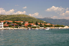 Trogir in Croatia Royalty Free Stock Photography