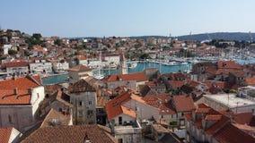 Trogir, Croatia fotografia stock libera da diritti