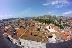 Trogir in Croatia. Stock Images