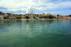 Trogir, Croatia cityscape Royalty Free Stock Photography