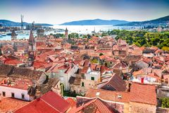 Trogir, Dalmatia, Croatia Royalty Free Stock Images