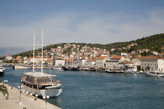 Trogir - Croatia - Unesco monument Stock Photography