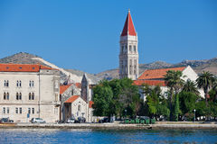 Trogir, Croatia view Stock Image