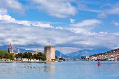 Trogir, Croatia view Royalty Free Stock Photo