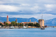 Trogir, Croatia view Stock Photos