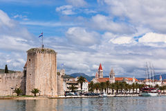 Trogir, Croatia view Stock Images