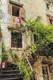 Trogir, Croatie Photos libres de droits