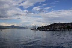 Trogir, Croatie Image stock