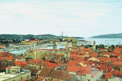 Trogir, Croatie Image libre de droits