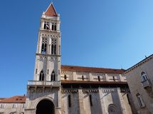 Trogir in Dalmatia in Croatia Stock Images