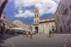 Trogir in Dalmatia, Croatia Stock Photos