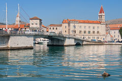 Trogir, Dalmatia Royalty Free Stock Photography