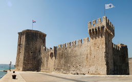 Trogir fortress Stock Image