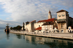 Trogir II. Royalty Free Stock Photos