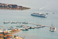 Trogir, Kroatien Stockbilder