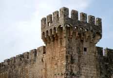 Trogir - Kroatien Royaltyfria Bilder