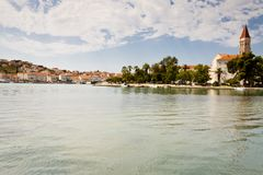 Trogir old town Stock Photography