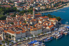 Trogir old town Stock Photos